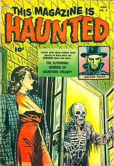 This Magazine is Haunted