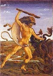 Alberto Bernator : Los doce trabajos de Hércules