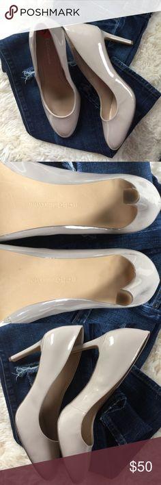 BCBGenaration size 9.5 nude heels BCBGenaration size 9.5 nude heels. BCBGeneration Shoes Heels