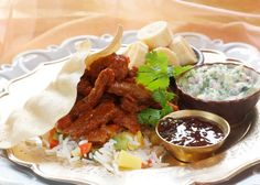 Wally and Debbie Fry's North Indian curry