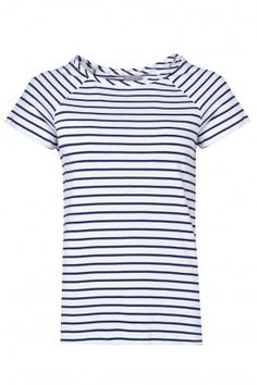 Mester SS Striped Top in White Next Day, Everyday Look, Occasion Dresses, Work Wear, Latest Trends, Valentines, Park, Womens Fashion, How To Wear