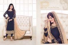 Anarkali Designer Pakistani Salwar Kameez Suit Indian Bollywood Dress Ethnic new…