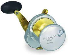 Shimano Talica Ii Cam Conventional Reels