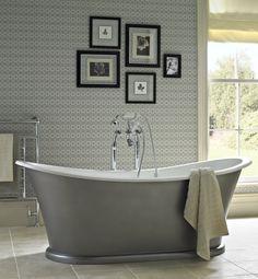 Landmark freestanding bath - Luxury - Bathroom - Green - Classic - Stylish - Relax http://www.bathstore.com/products/landmark-bath-2718.html
