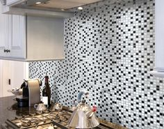 The Stone Mosaic series is a grand collection of coordinating Travertine mosaics and listellos. Kitchen and Bathroom. Flooring Store, Tile Flooring, Stone Mosaic, Stone Tiles, Accent Walls, Travertine, Kitchen And Bath, Mosaics, Backsplash
