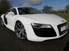 2009 Audi R8 5.2 R8 V10 QUATTRO £66,995 Bargain