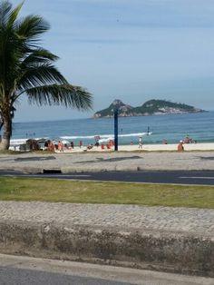 Rio é  mar.