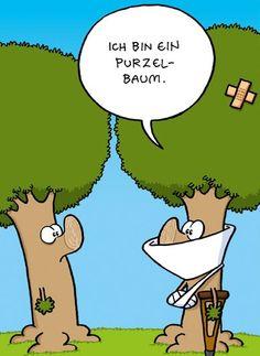 1000 images about comics on pinterest cartoon shit - Baum comic bilder ...