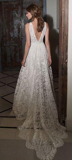 Arava Polak 2017 Wedding Dress