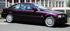 Довольно Конечно, я только что нашел новый любимый цвет BMW.