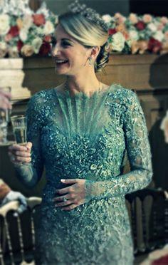 royaltyspeaking:  Hereditary Grand Duchess Stephanie
