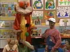 """Homey D. Clown, """"In Living Color."""" The show was hysterical, but Homey's appearances were usually one of the highlights. In a move that would probably result in the complete turnover of administration at any normal school, Homey steps in as a substitute teacher in this clip."""