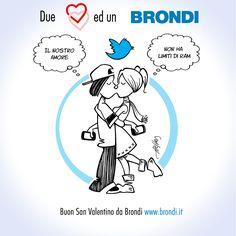 """OUR LOVE HAS NO RAM LIMITS""  #love #telephone #comics #brondi #italian"