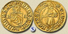 Early dated coins of Europe 1491-1495