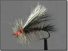 Designed to imitate a stonefly, hopper, or caddisfly, the Black Stimulator has proven itself to work in a variety of dry fly fishing situations and demand a spot in every trout fishing fly box. Hollow hair and ample hackle allows this fish fly to ride high and even hold a fairly heavy dropper fly. Whether tossing it during a hatch or using it as an attractor fly this pattern is always worth a few casts.