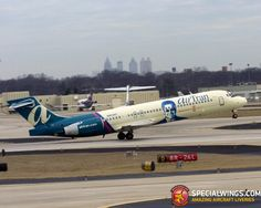 "airlines special livery | AirTran Airways Boeing 717 ""Rocket Man"" Elton John 