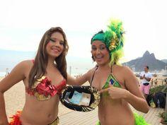JORNAL CORREIO MS: Dançarinas dizem ganhar até R$ 800 por dia com fot...