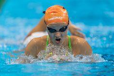 Schwimmerin Emely Telle