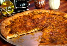 The 7 Most Underrated Pizza Spots in Cincinnati  #Cincinnati #CincinnatiLove #CincinnatiPride #CincinnatiFood #Cincy #CincyLove #CincyPride #CincyFood #CincysBest #Pizza Cincinnati Food, Pizza, Grubs, Cheese
