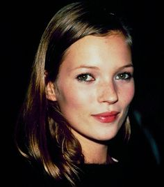 Kate Moss pioneered the grunge-chic look of the '90s
