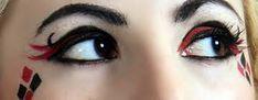 harley quinn makeup - Buscar con Google