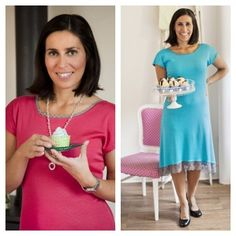 Cupcakes, Heidi, Cupcake Time & Dressbakery...great combination ❤ #fall #collection #fashion #clothes #kläder #style #stylight #inspiration #mode #cupcake #cupcakes #dressbakery #cupcaketimegbg #samarbete #winwin #göteborg #kvinnor #kvinnligt #företagande
