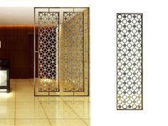 Gallery - Design of laser cut screens