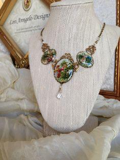 Lori Anngelo Designs -  Mistletoe Santa 3a