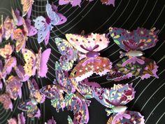 More layered butterflies!