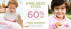 FREE Shipping at Gymboree – TODAY ONLY