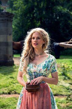 charmsandspells: Hayley Atwell in Cinderella (2015)