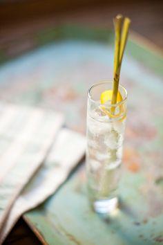 Lemongrass Gin Fizz