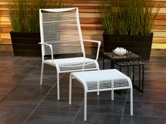 Scandinavian Designs Lightweight Stylish And Comfortable Made To Weather The Elements With A Relax Chairpatio