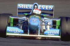 Johnny Herbert BENETTON B194 FORD COSWORTH ZETEC-R (NA3.5L-V8)