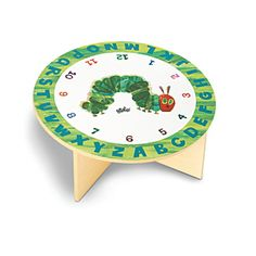 Demco The Very Hungry Caterpillar Reading Table