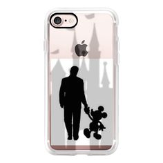 Disney Partners Walt and Mickey Statue - iPhone 7 Case, iPhone 7 Plus... ($40) ❤ liked on Polyvore featuring accessories, tech accessories, iphone case, slim iphone case, apple iphone cases, iphone cases and iphone cover case