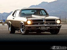Don't call it a Nova!  This is a 1971 Pontiac Ventura