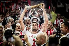 The most beautiful photo of whole Michał We Are The Champions, Volleyball, Wrestling, Passion, Humor, Sports, Beautiful, Athletes, Polish
