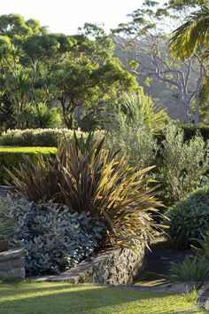Australisches You are in the right place about Australian garden landscaping australia Here Australian Garden Design, Australian Native Garden, Bush Garden, Dry Garden, Hill Garden, Farm Gardens, Outdoor Gardens, Indoor Outdoor, Garden Landscape Design