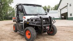 Bobcat Unveils 2015 3400 and 3400XL UTVs - ATV.com