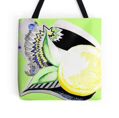 Lemon Bomb Large Bags, Small Bags, Cotton Tote Bags, Reusable Tote Bags, Medium Bags, Artsy Fartsy, Are You The One, Promotion, Lemon
