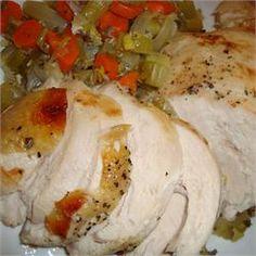 Roasted Turkey, Navy Style - Allrecipes.com