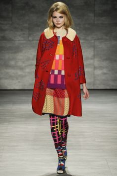 Libertine fashion collection, autumn/winter 2014