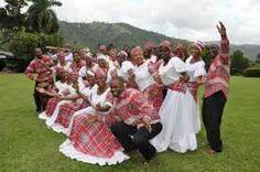 Carib Net News Jamaica Folk Singers Celebrate Beauty Of Music