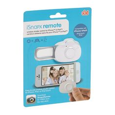 iSnaPX Wireless Shutter Control for iPhone®, iPad® & iPod touch®