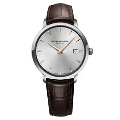 e9b8b58f913 Men s Classic Leather Strap Watches - Toccata