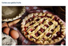 Une recette de tarte aux fruits des champs absolument délicieuse et santé! Essayez notre farine pour obtenir une croûte unique. Valeur Nutritive, Champs, Pie, Gluten Free, Unique, Desserts, Food, Gluten Free Pie, Fruit Tart