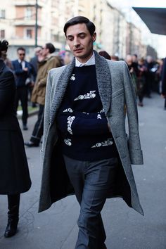 On the Street…Via Solari, Milan | The Sartorialist | Bloglovin'