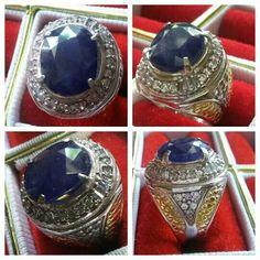"Blue Sapphire ""michael"""