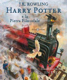 Ammirate i disegni della versione illustrata di Harry Potter e la pietra filosofale - Sw Tweens